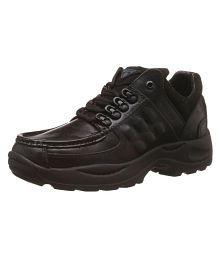 Woodland woodland 0863110 Lifestyle Black Casual Shoes