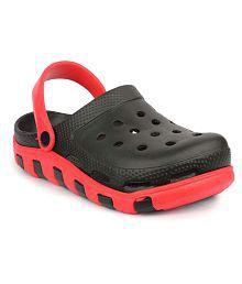 discount largest supplier get to buy sale online Do Bhai Black Floater Sandals GScg9je