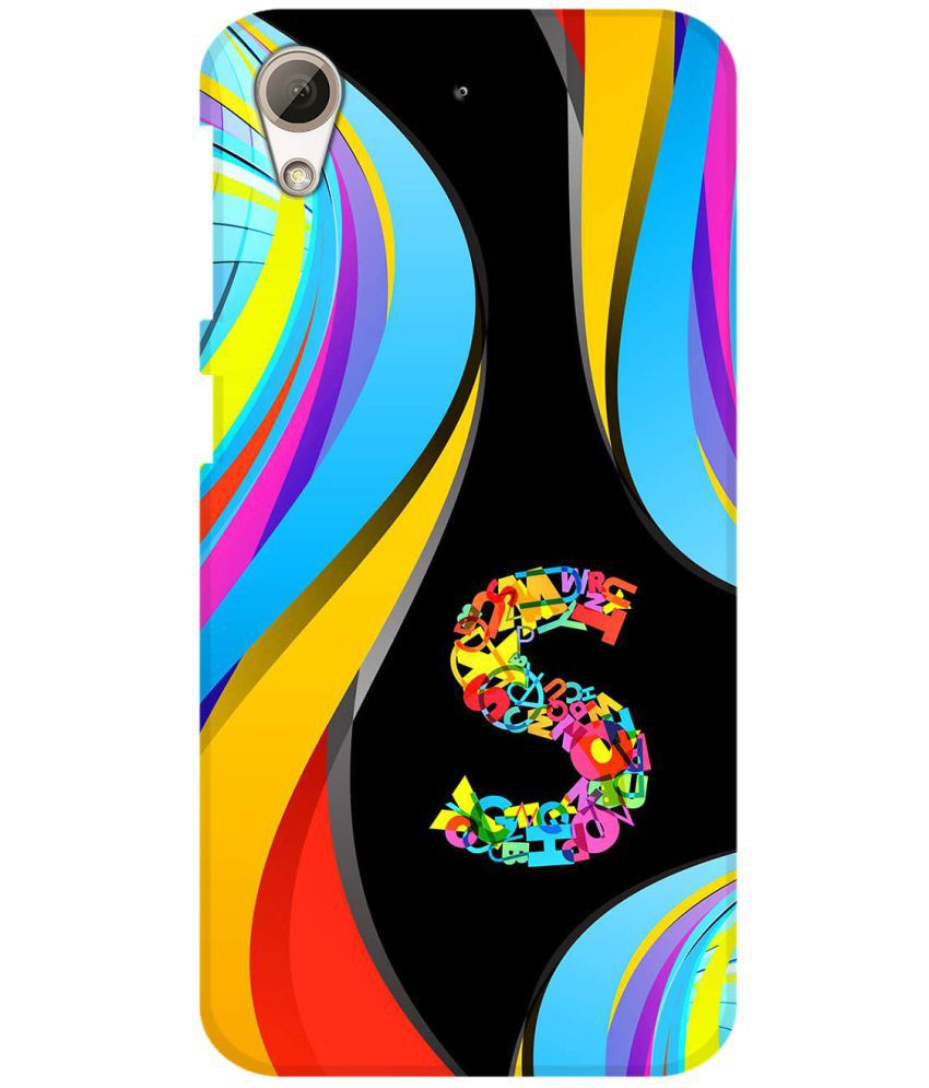 HTC Desire 626 Printed Cover By SWAGMYCASE