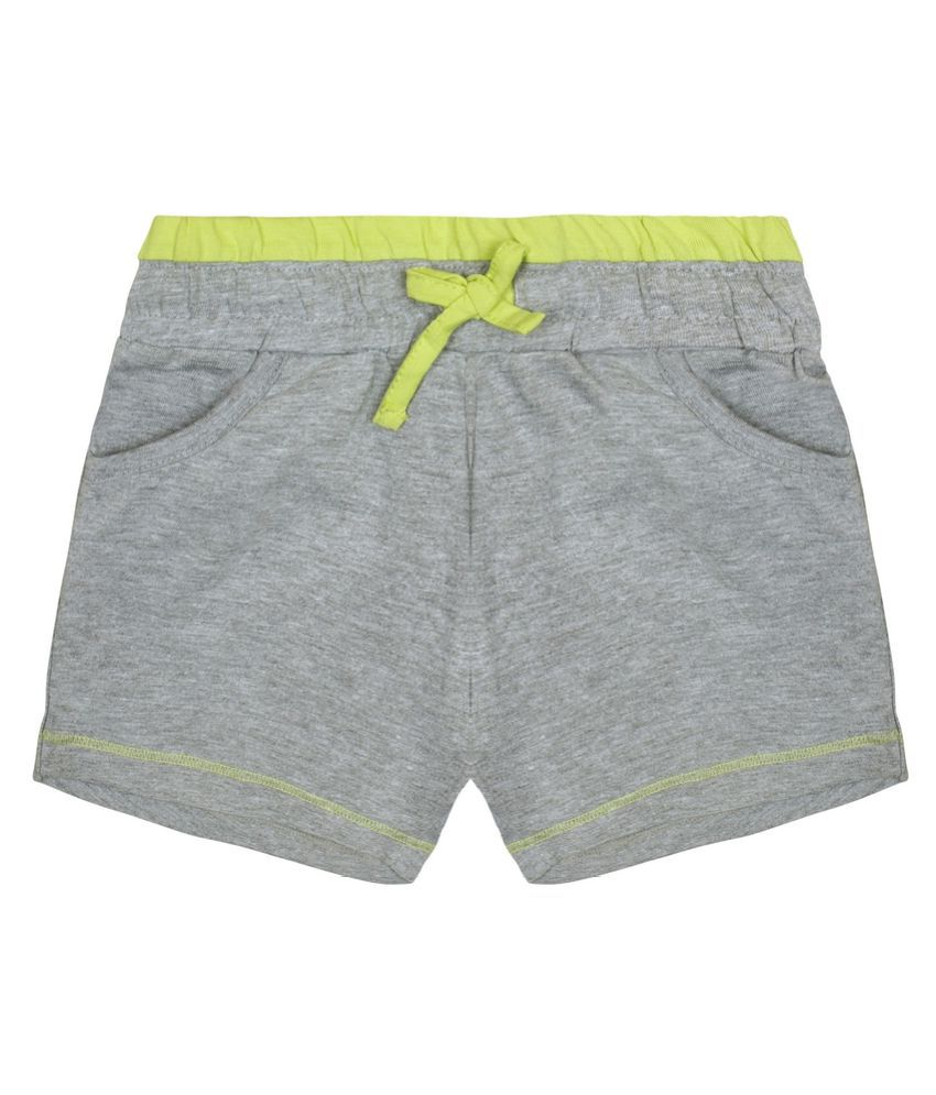 Jazzup Cotton Shorts For Girls