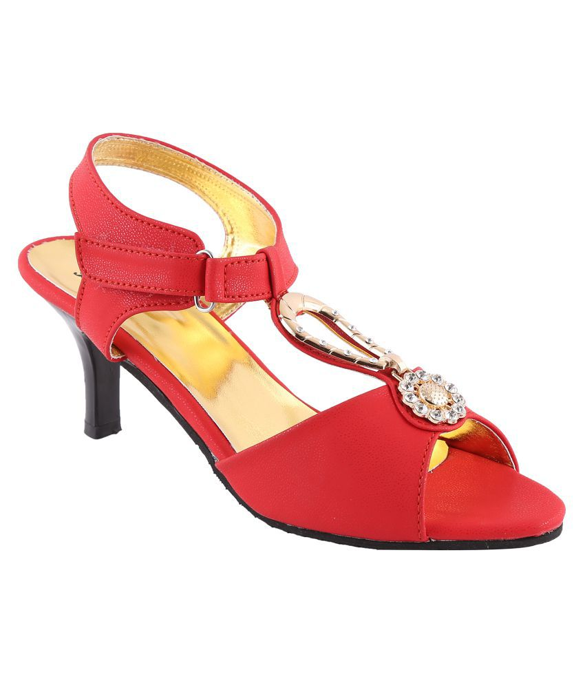 Style Buy Style Red Heels