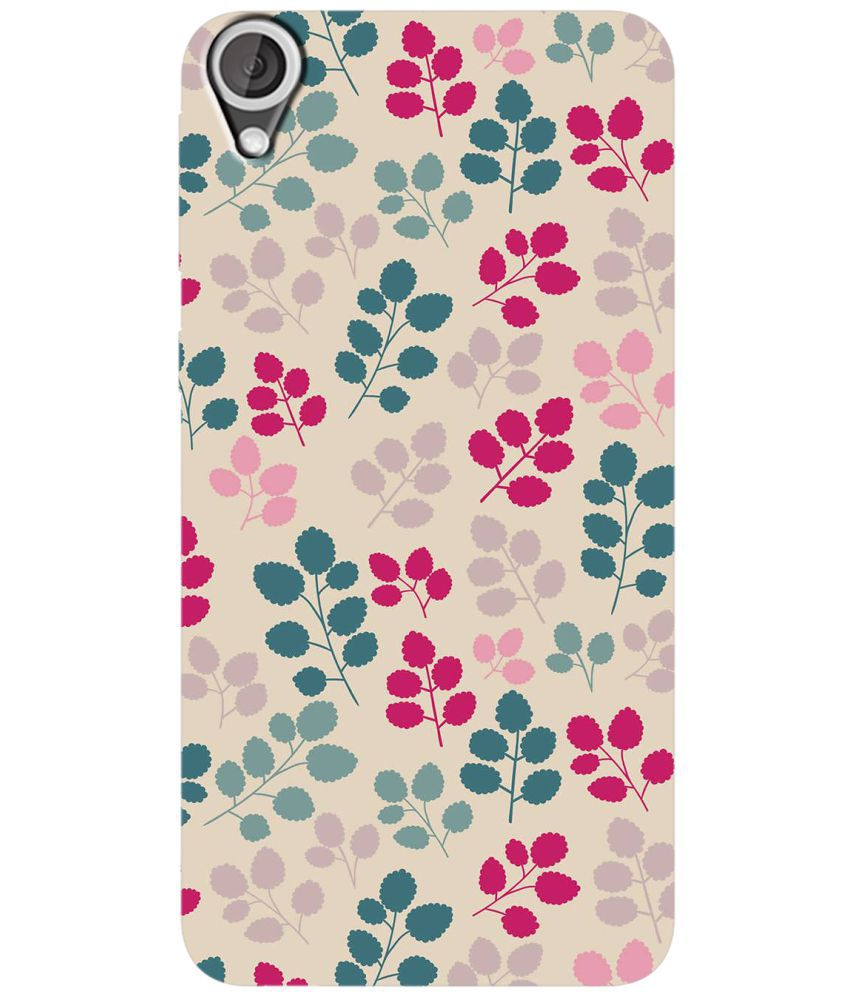 HTC Desire 820 Printed Cover By SWAGMYCASE