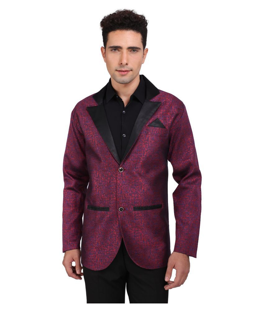 Nu Abc Garments Multi Solid Wedding Blazers