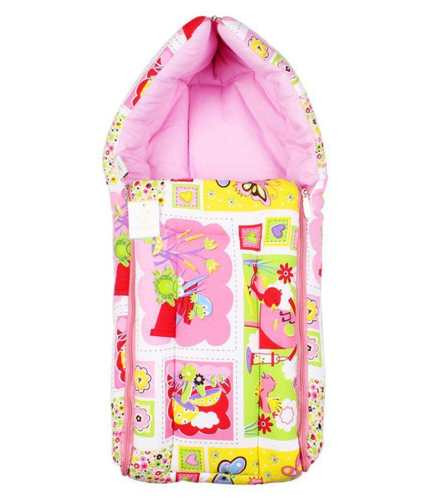 Ole Baby Pink Sleeping Bag