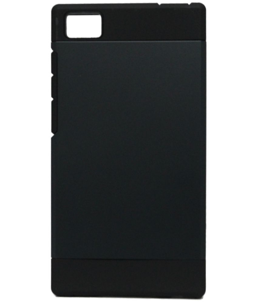timeless design 85983 9e39b Xiaomi MI3 Cover by Jojo - Blue - Plain Back Covers Online at Low ...