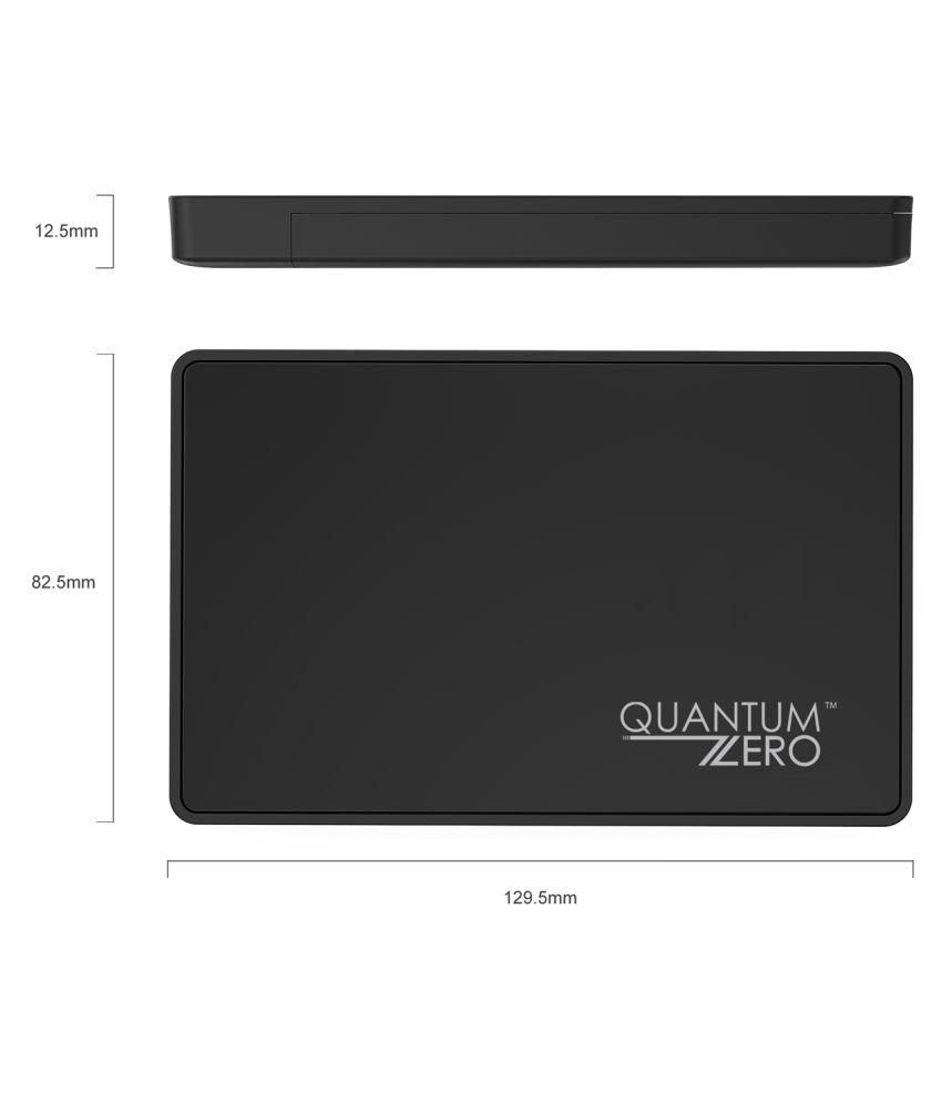 Quantumzero Usb 30 25 Hard Drive Disk External Enclosure Buy Casing Hardisk Seagate Sata