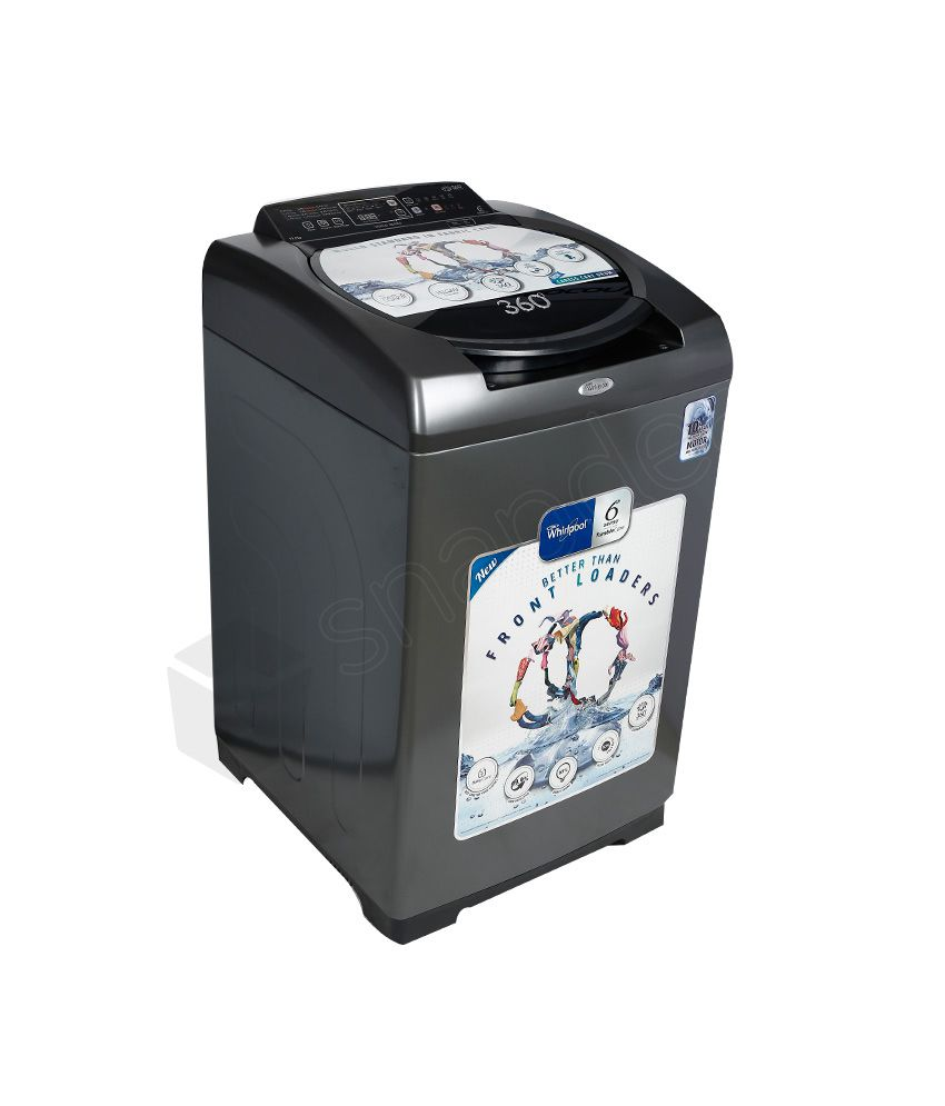 Whirlpool 11.0 Kg Ws110H Top Loading Fully Automatic Washing ...