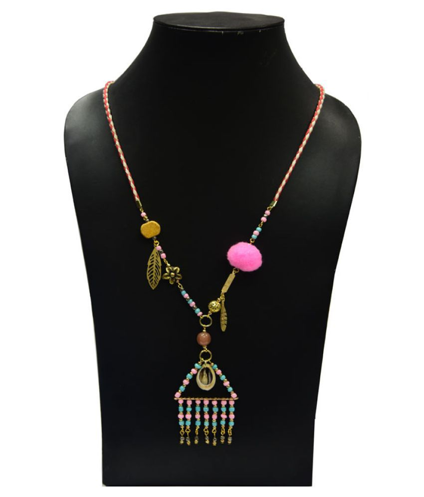 Beads India Multicolour Necklace