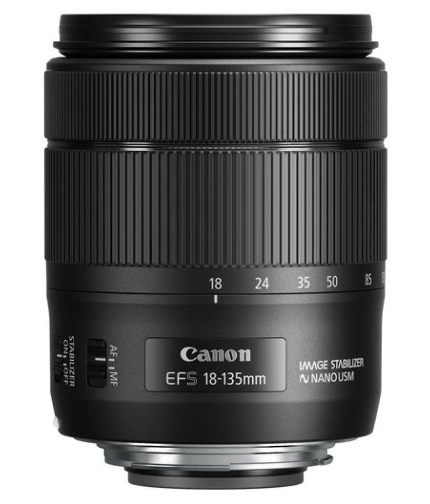 Canon 18-135 mm IS USM NANO Zoom Lens