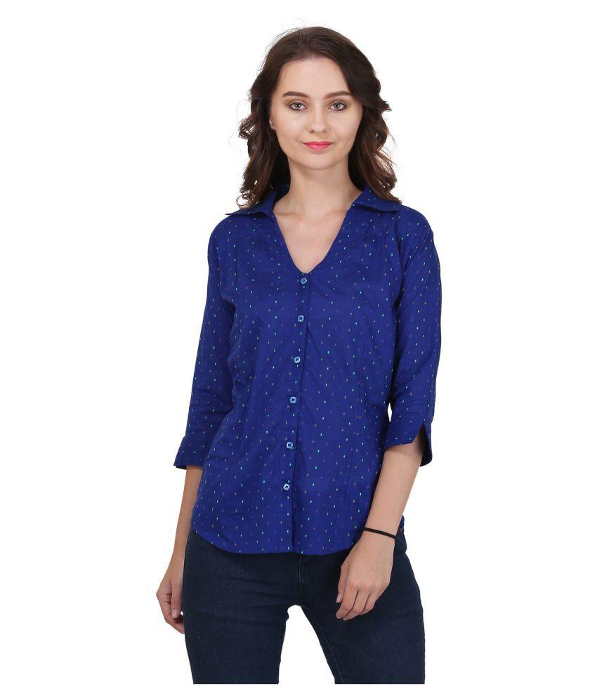 Fashion Meee Cotton Shirt