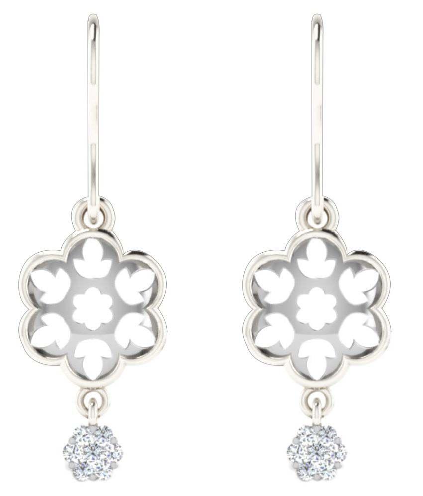 His & Her 9K White Gold Diamond Detachables
