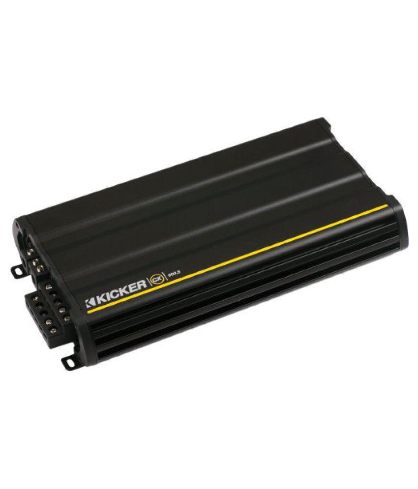 Kicker CX600.5 (12CX600.5) Amplifier