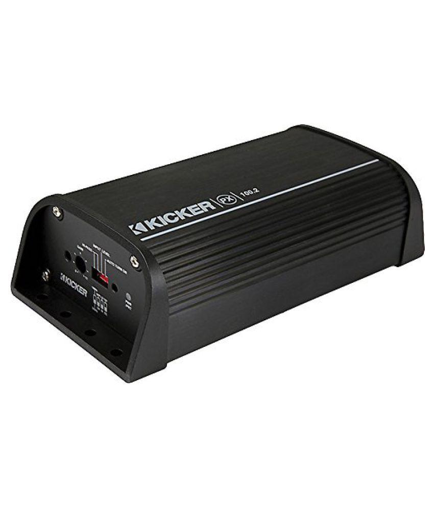 Kicker PX100.2 (12PX100.2) Amplifier