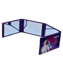MAJIK 3-D Hair Fiber Mirror,For All Hair Fibers