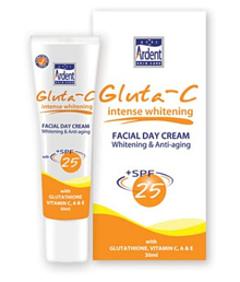 Gluta C Skin Treatment Fairness Day Cream - (Made In Philippines)