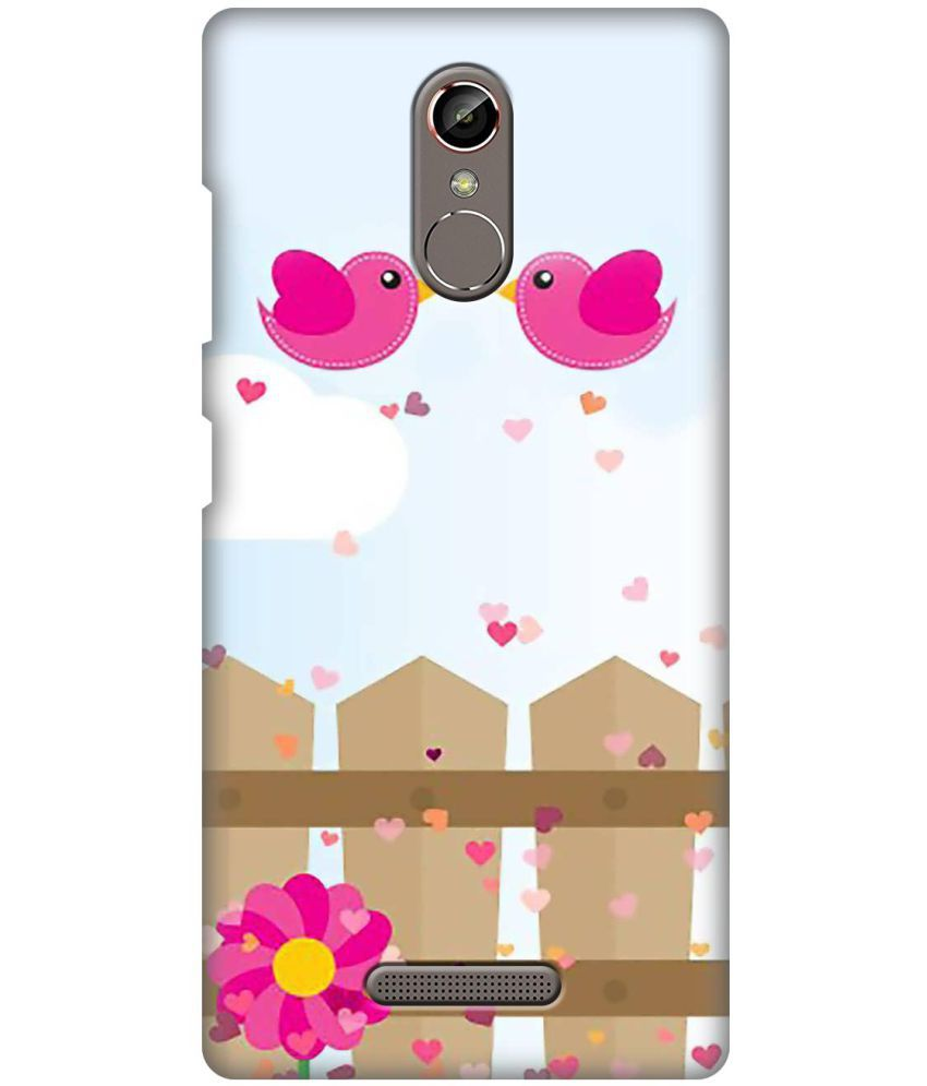 Gionee Elife S6 Printed Cover By SWAGMYCASE