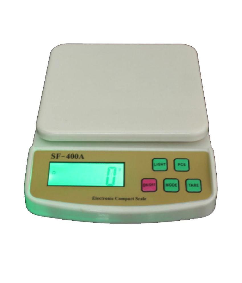 V&G Digital Kitchen Weighing Scales