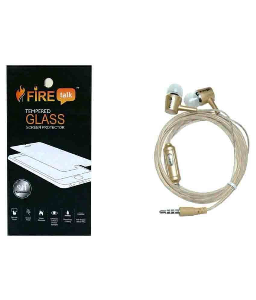 Lenovo Zuk Z1 Tempered Glass Screen Guard By Fire Talk