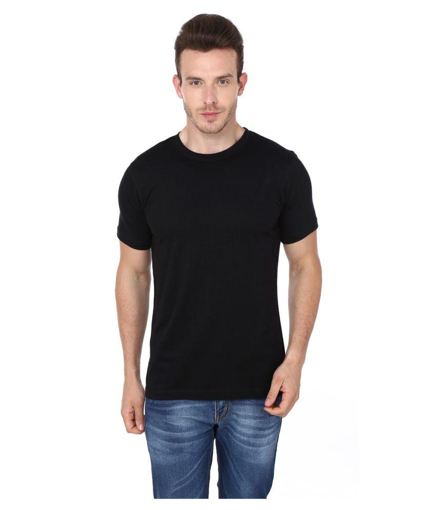 99tshirts Black Round T-Shirt