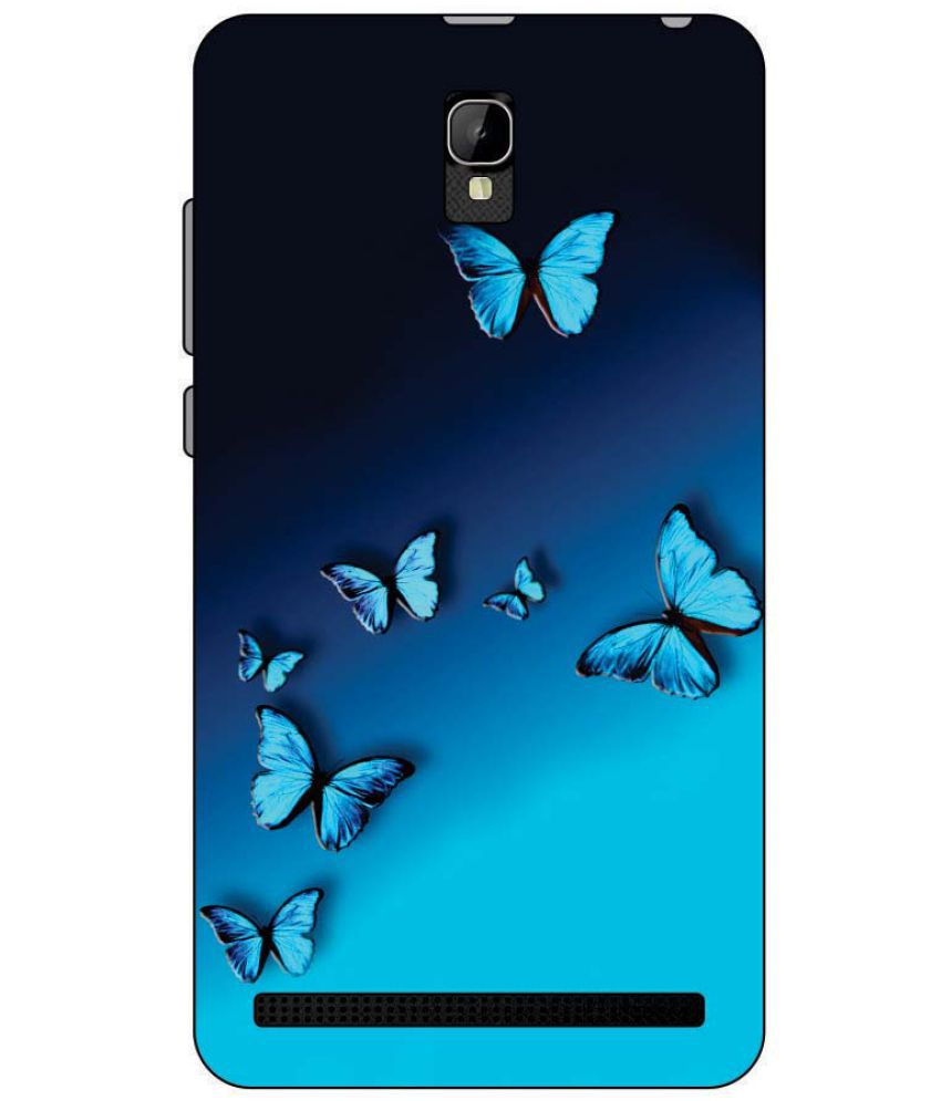 newest 9cf40 2f860 Lenovo A6600 Plus Printed Cover By WOODPECKER PRINTS
