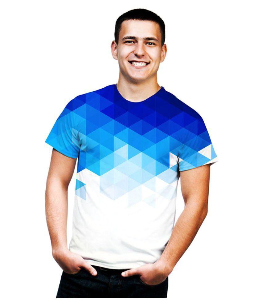Raves Multi Round T-Shirt