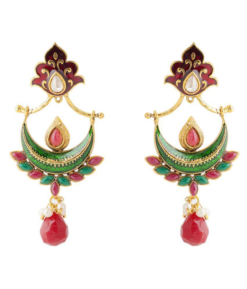 Mokanc Multicolor Earrings