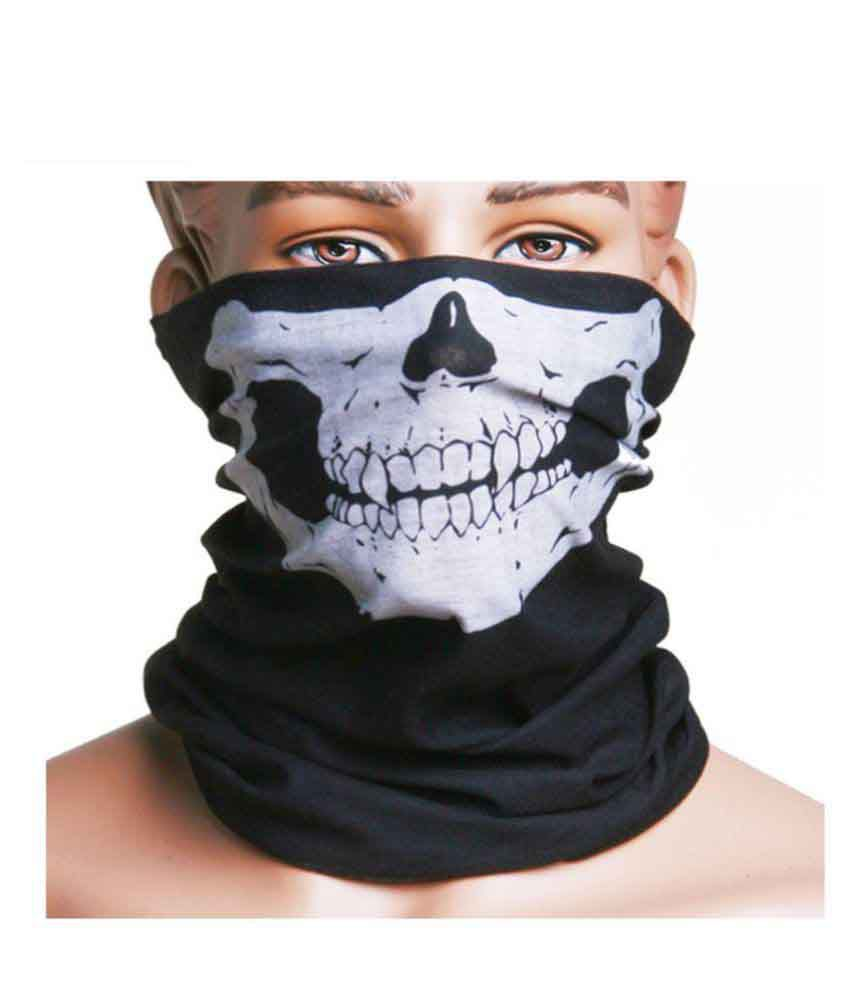 Nikavi Skull Ghost Face Mask: Buy Nikavi Skull Ghost Face Mask ...