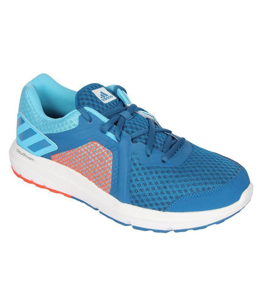 Adidas Blue Running Shoes