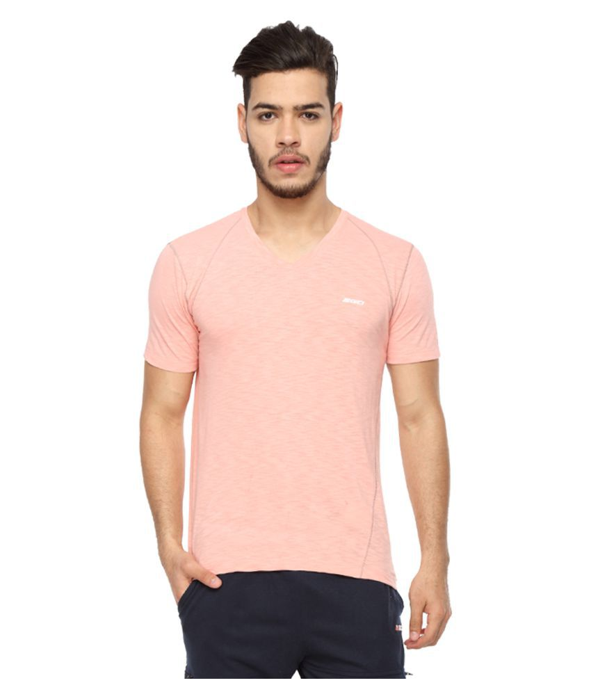 2go Pink V-Neck T-Shirt