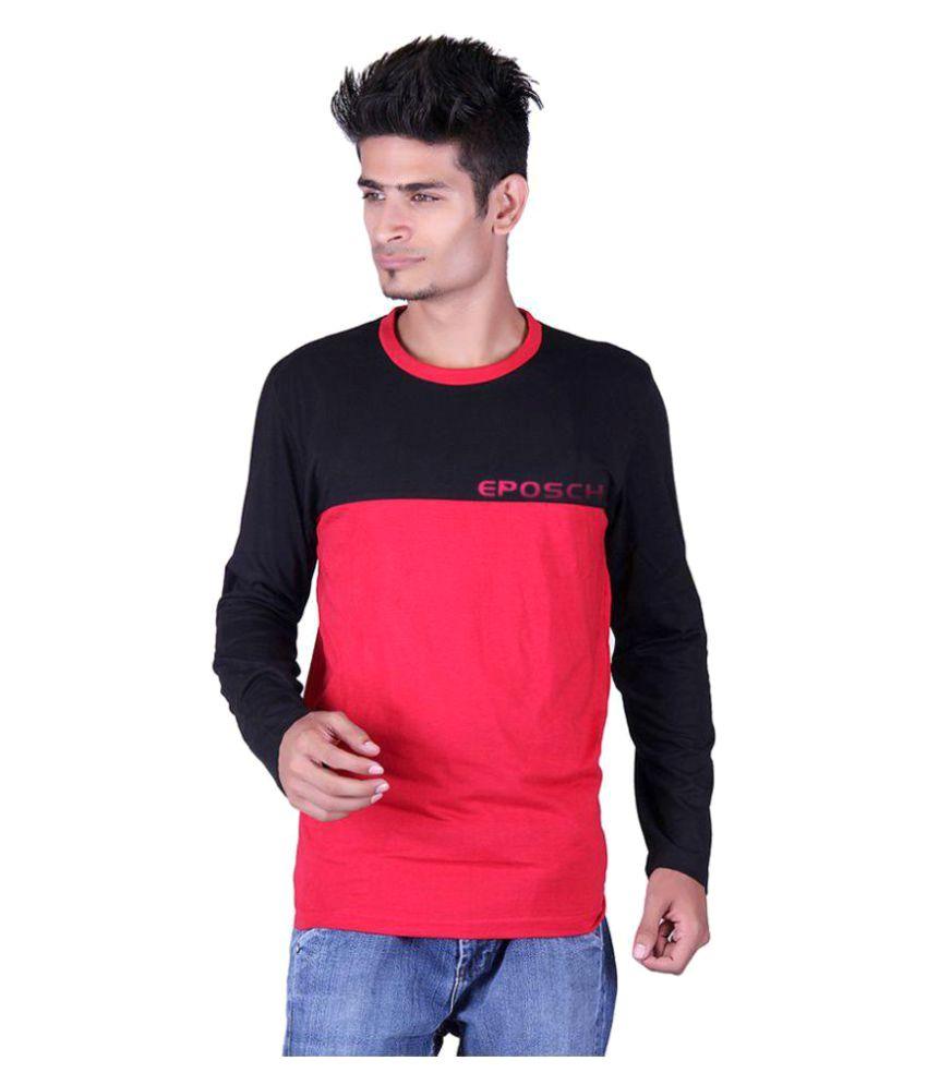 Eposch Multi Round T-Shirt