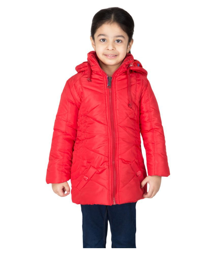Asst Red Bomber Jacket
