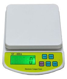 Weightrolux Digital Kitchen Weighing Scales 10 Kg X 1 Gm Kitchen Multi-Purpose Weighing Scale