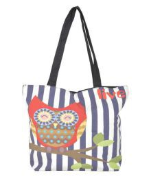 Angiela Home Fab Multi Cotton Tote Bag