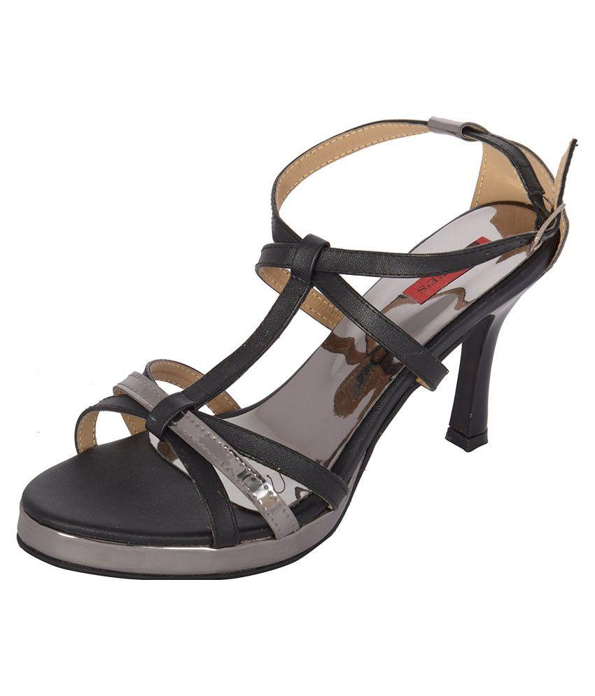 Figure's Black Heels