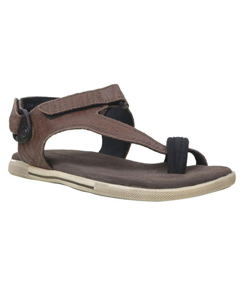 Woodland GD 1143112Y15 Brown Sandals Price In India- Buy Woodland GD 1143112Y15 Brown Sandals ...