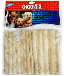 Choostix Twirls Dog Treat, 150 G