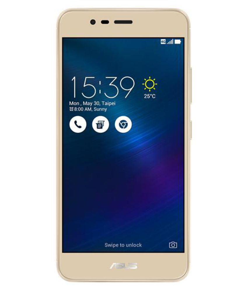 Asus Zenfone 3 Max ZC520TL (32GB) By Snapdeal @ Rs.12,799