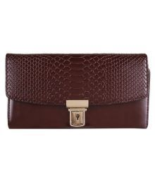 LINO PERROS Brown Wallet