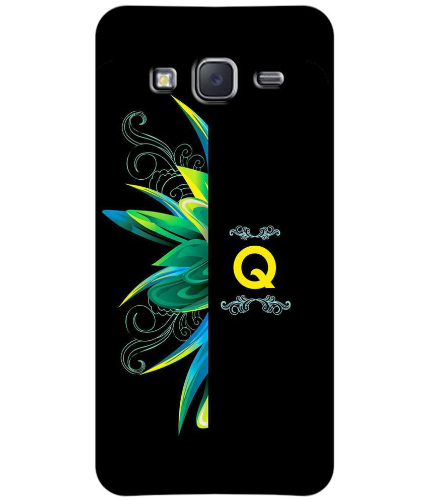 Samsung Galaxy J7 Printed Cover By SWAGMYCASE