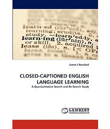 Closed-Captioned English Language Learning