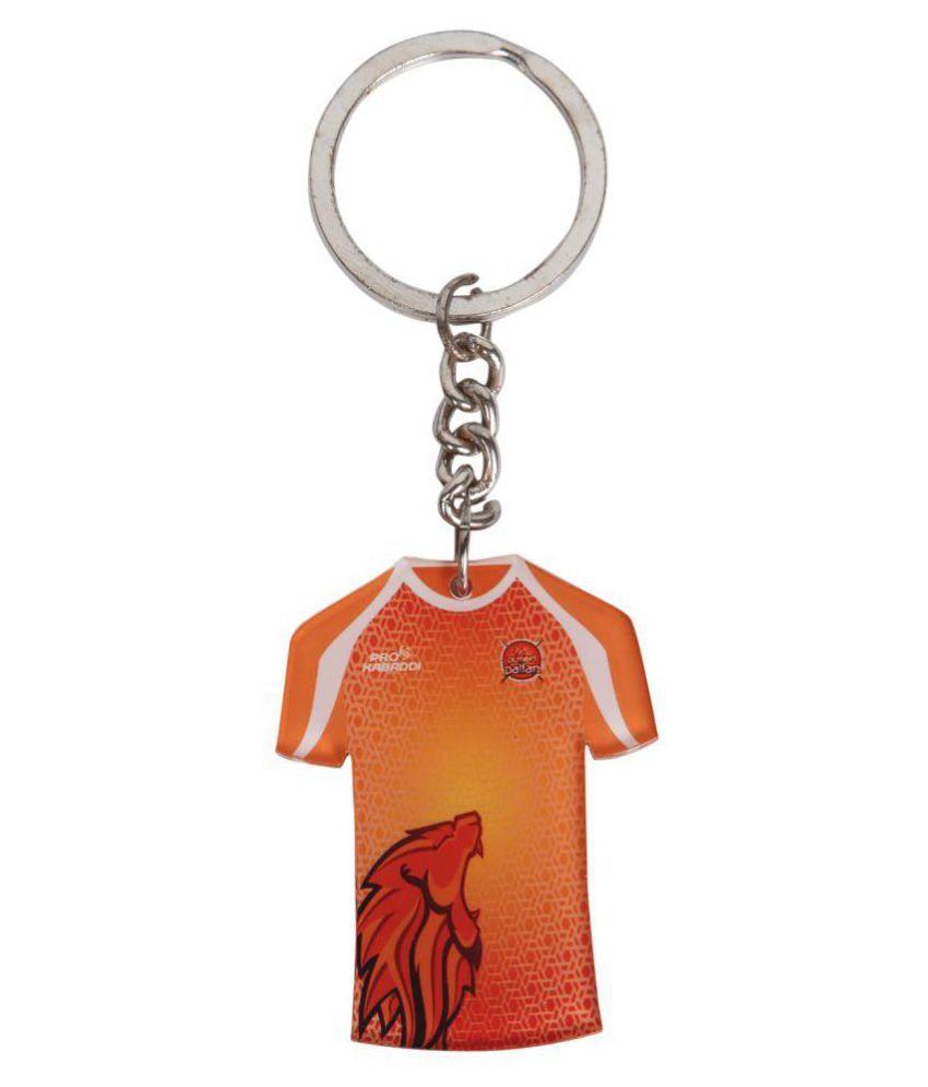 Puneri Paltan Key Chain