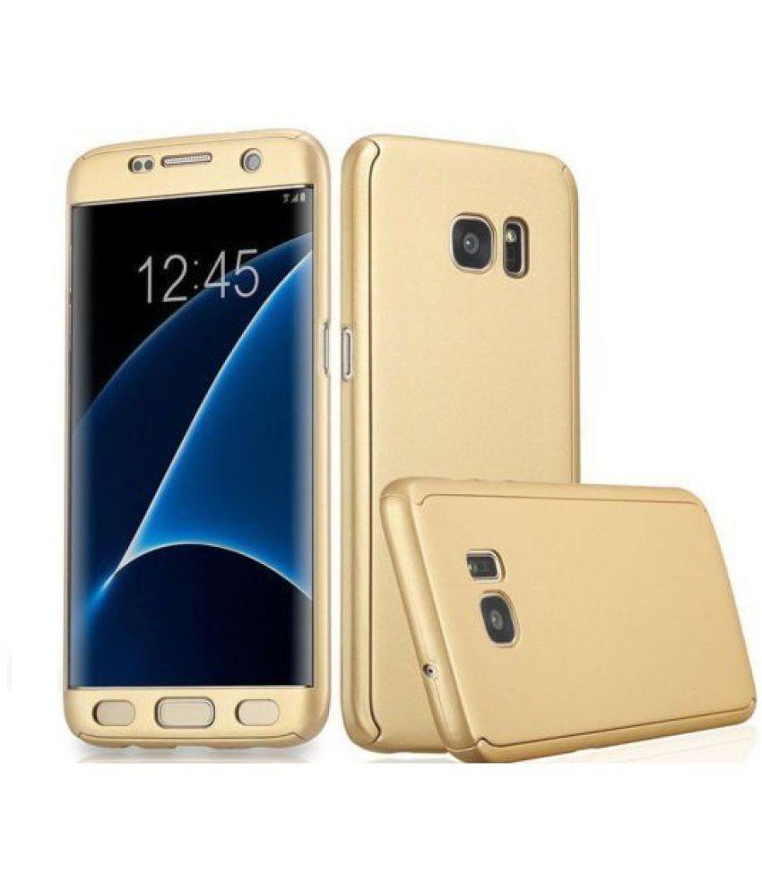 Samsung Galaxy J5 Cover by Galaxy Plus - Golden