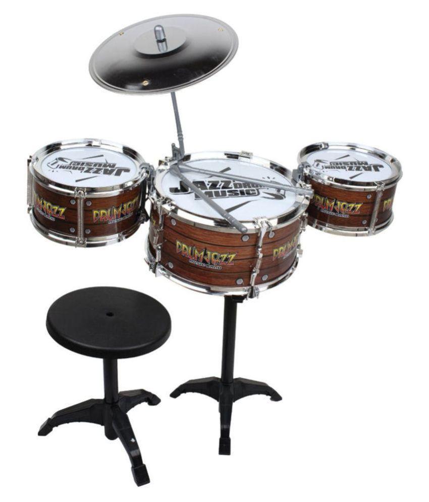 A R Enterprises Multicolour Drums