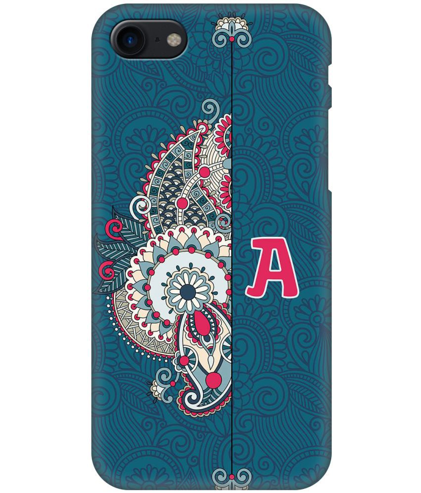 Apple iPhone 7 Plus Printed Cover By SWAGMYCASE