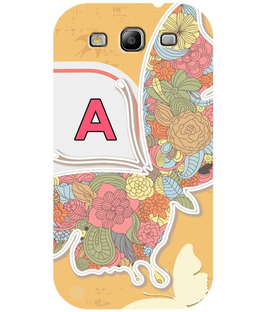 Samsung Galaxy S3 Neo Printed Cover By SWAGMYCASE