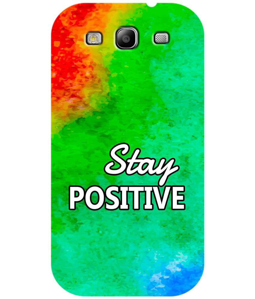 Samsung Galaxy S3 Printed Cover By SWAGMYCASE