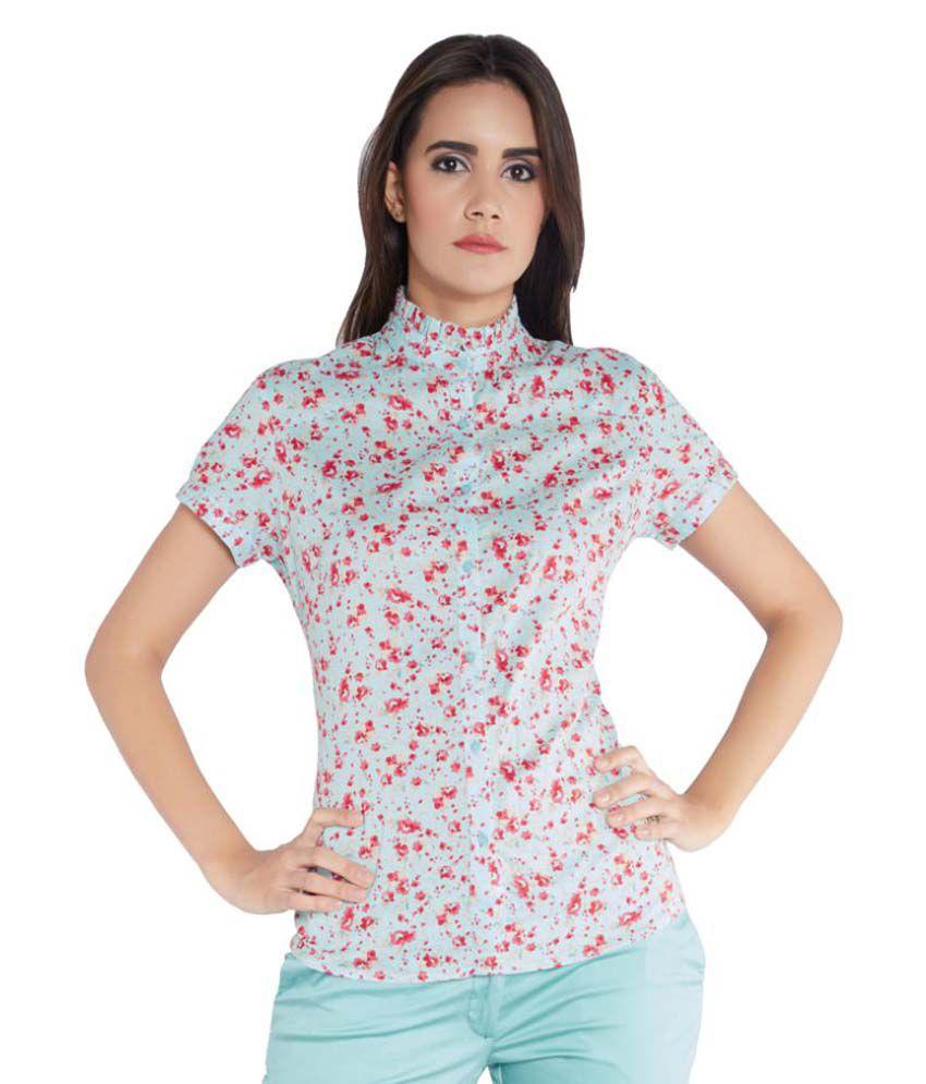 Park Avenue Woman Cotton Shirt