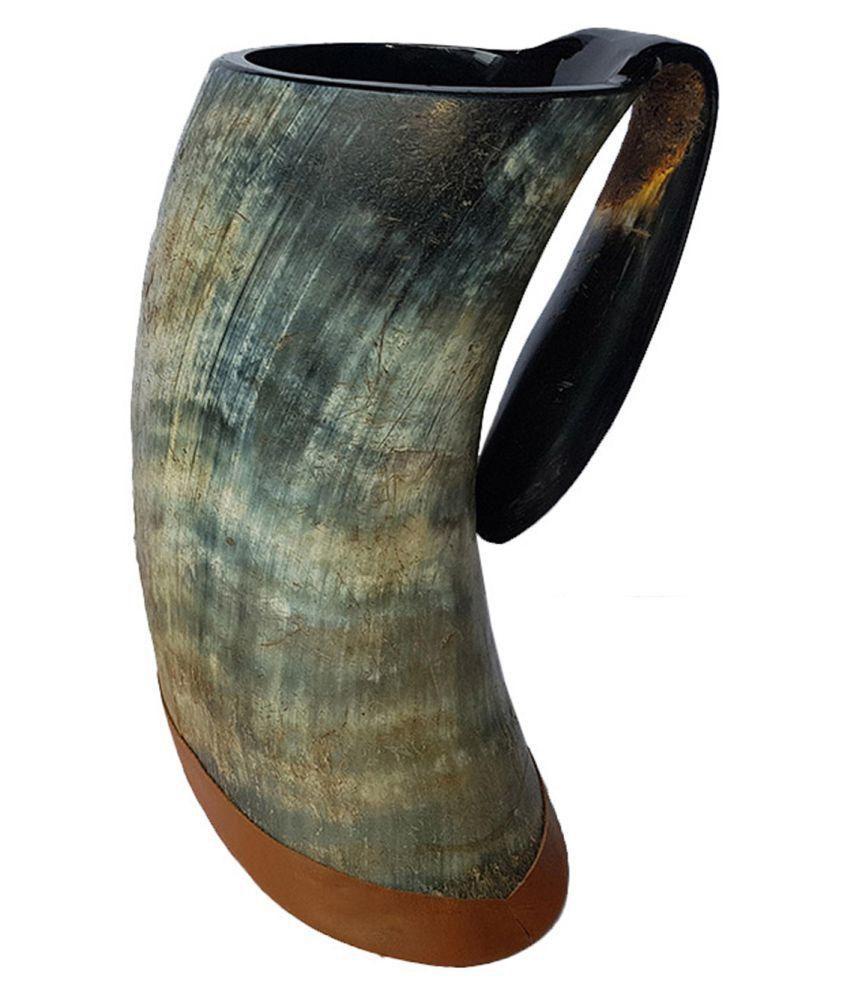 Sixth Sense Wooden Coffee Mug 2 Pcs 1242 Ml