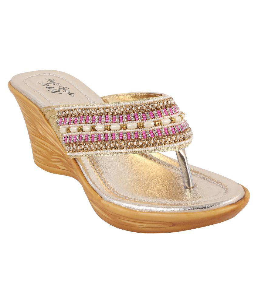 Style Buy Style Multicolour Heels