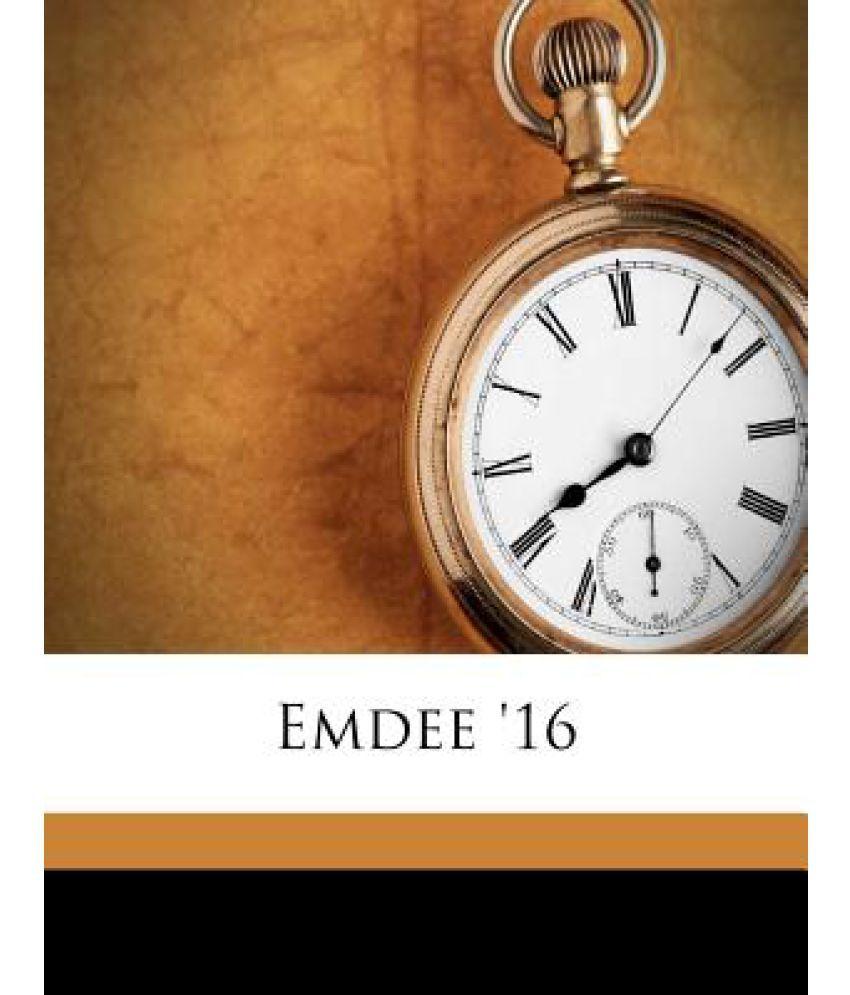 Emdee '16